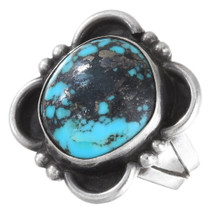 Vintage Native American Turquoise Ring 40479