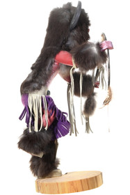 Genuine Fur Navajo Kachina Doll 40502