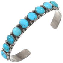 Natural Sleeping Beauty Turquoise Bracelet 40511