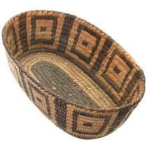 Early 1900's Pima Tribe Native American Basket 40570