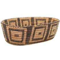 Antique Pima Indian Basket 40570