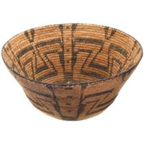 Large Antique 1890s Pima Basket 40575