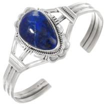 Native American Lapis Lazuli Cuff Bracelet 40596