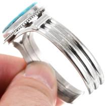 Navajo Made Sterling Silver Bracelet 40605