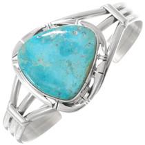 Navajo Sleeping Beauty Turquoise Bracelet 40619