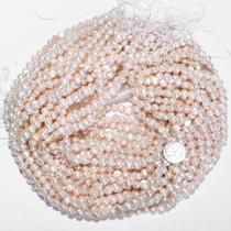 Rose Pink Freshwater Peals Bead Strand 37172