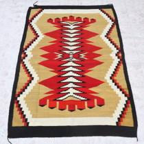 Large Southwest Wool Rug 40646