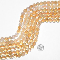 Natural Citrine Beads 37174