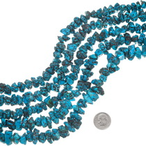Vintage Arizona Turquoise Beads 37178