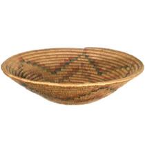 Early 1900s Apache Basket Bowl 40683