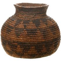 Small Hand Woven Pima Papago Basket 40686
