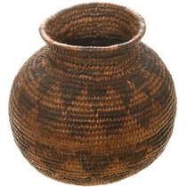 Antique Native American Olla Basket 40686