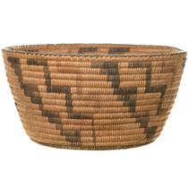 Hand Woven Tohono O'Odham Basket Bowl 40688
