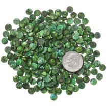 Round 6mm Green Turquoise Gemstones Jewelry Supplies 37188