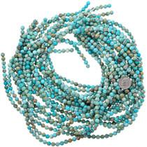 Turquoise Jasper Bead Strand 37191