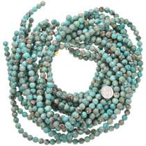 8mm Round Blue Jasper Turquoise Beads Alternative 37192