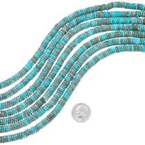 Turquoise Jasper Heishi Beads 37193