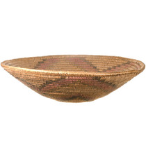 Early 20th Century Apache Hand Woven Basket 40708