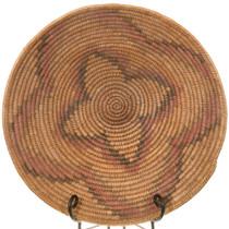 Large Antique Jicarilla Apache Basket 40708