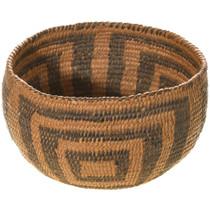 Vintage 1940s Papago Basket 40712