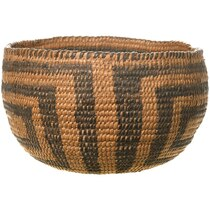 Papago Indian Basket Devils Claw Squares 40712