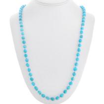 Native American Arizona Turquoise Necklace 40752