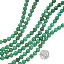 Round Turquoise Beads 37207