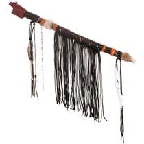 Native American Smokable Peace Pipe 40769