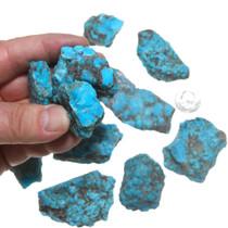 Turquoise Chunks Ithaca Peak Rough 33419