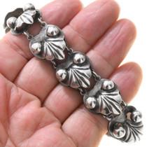 Vintage 1930's Silver Bracelet 40854