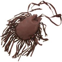 Leather Indian Medicine Bag 40868