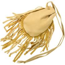 Palomino Handmade Leather Medicine Bag 40871