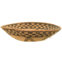 Antique Early 20th Century Apache Basket 40880