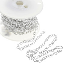 Sterling Silver Chain 40912