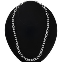 Silver Necklace Chain Choose Your Length 40912