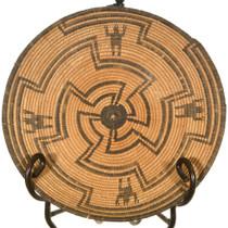 Old Apache Indian Basket Bowl 40879