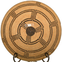 Native American Basket Pima Tribe Extremely Nice Condition 40882