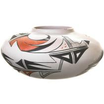 1970s Hopi Tribe Whiteware Pottery  40917
