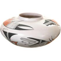 Vintage Frog Woman Hopi Pottery 40917