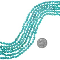 Natural Turquoise Beads 37240