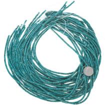 3mm Turquoise Heishi Bead Strand 37245