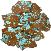 Large Number 8 Turquoise Slabs 37152