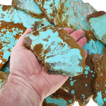 High Grade No. 8 Turquoise Rough 37153