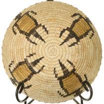 Vintage 1960s Papago Basket Bowl 40964