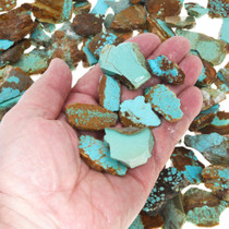 High Grade Number 8 Turquoise Rough 37154