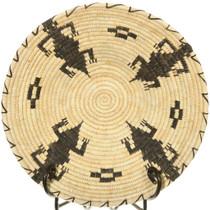 Large Vintage Papago Basket Bowl 40972