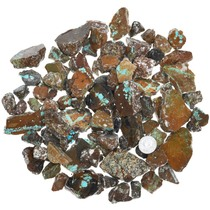Small Number 8 Turquoise Nuggets 37257
