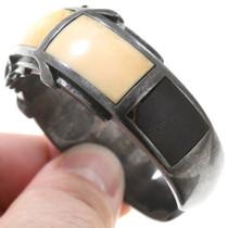 Sterling Silver Bone Bracelet 40819
