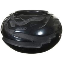 Vintage Santa Clara Avanyu Pottery 41013