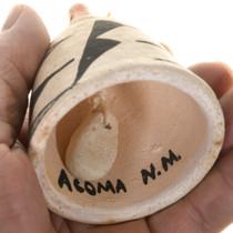 Acoma Pueblo Pottery Bell Collectible 41020